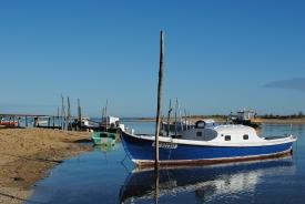 The harbour of Car Ferret