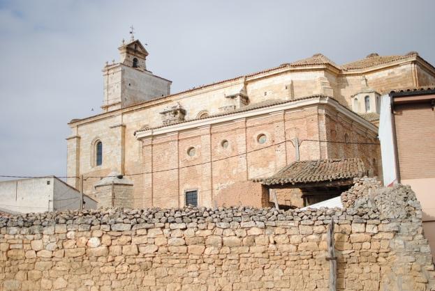 Torquemada church