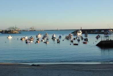 The port of Sines