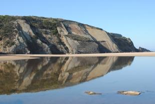 And the praia do Carvalhal
