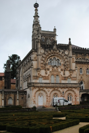 The convent...
